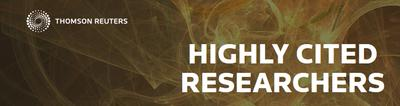 Thomson Reuters Web of Science Highcited Researchers