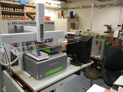Picarro spectrometer